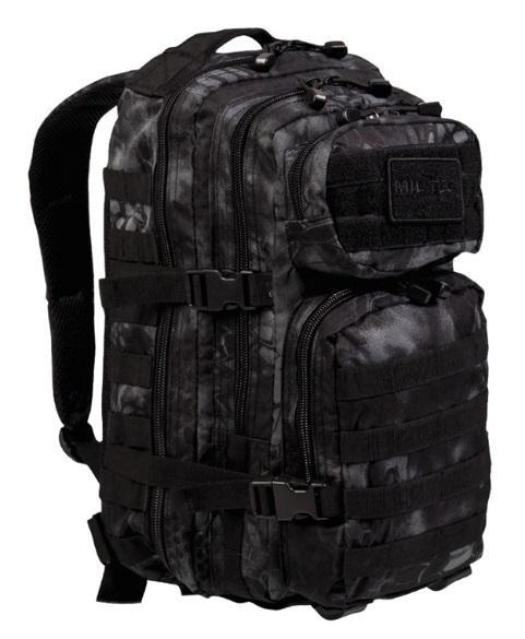 Mil-Tec Assault Pack, Mandra night 20 l