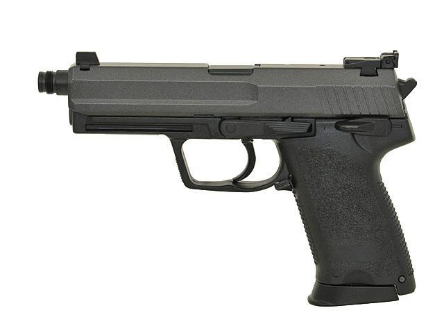LS USP TACTICAL, blow back, metalliluisti