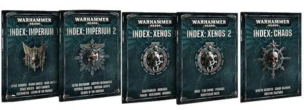 Index: Chaos (Chaos Space Marines, Daemons, Traitors)