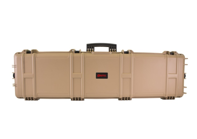 Nuprol X-Large Hard Case (PNP Foam), 137 cm, ruskea