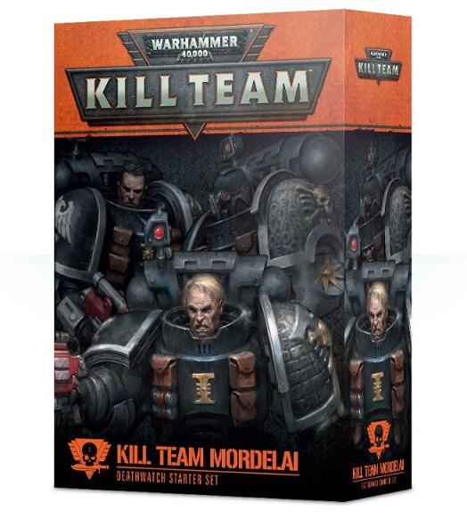 Kill Team – Deathwatch Starter Set