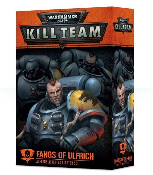 Kill Team – Space Wolves Starter Set