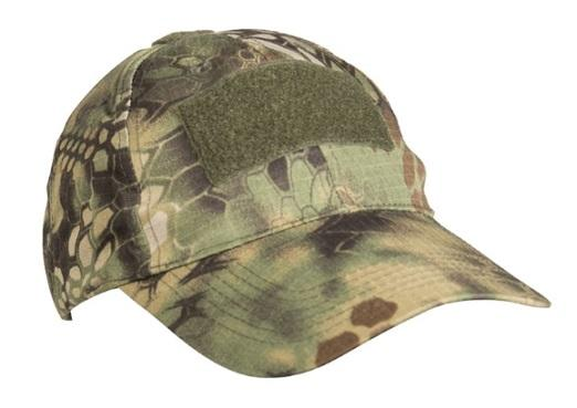 Mil-Tec Tactical Cap, Mandra wood
