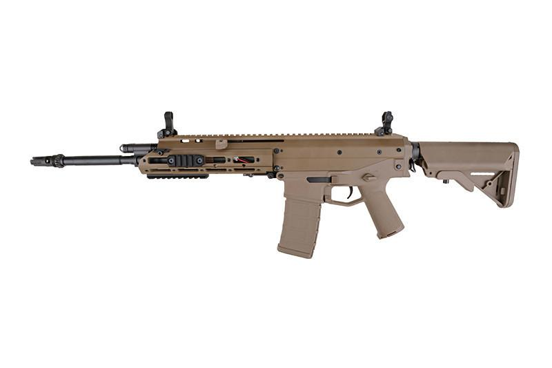 WE MSK carbine with Crane Stock, Tan