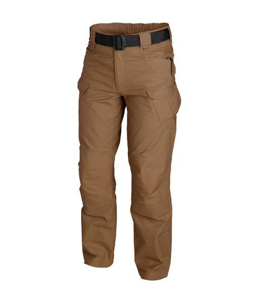 Helikon Urban Tactical Line housut, ripstop, mud brown