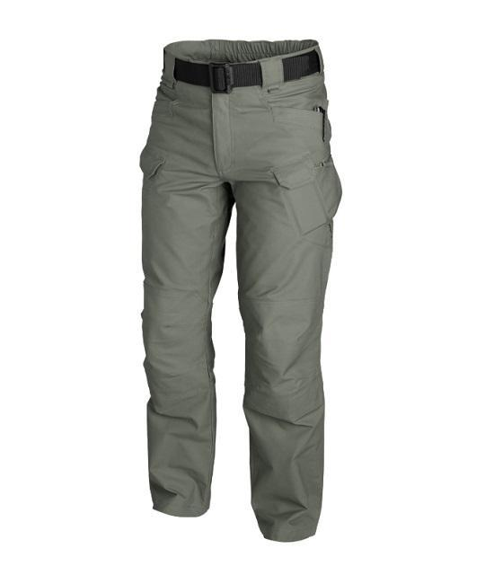 Helikon Urban Tactical Line housut, ripstop, ranger green
