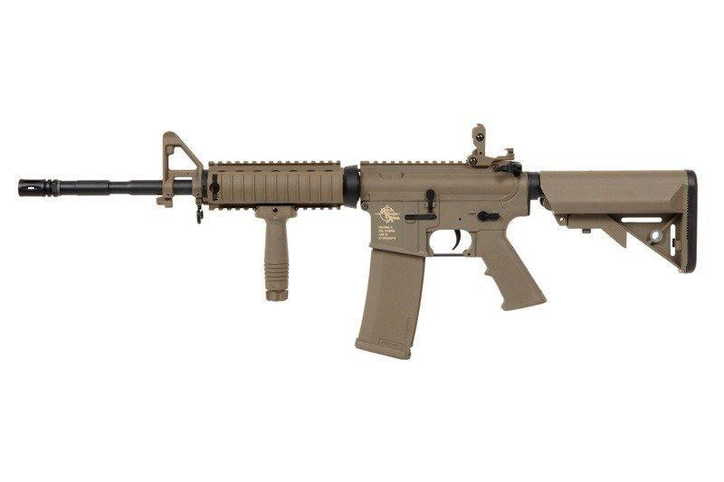 Specna Arms Core M4 SOPMOD RRA SA-C03, Full-Tan