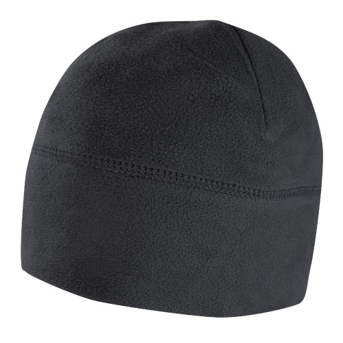 Condor Fleece Watch Cap, pipo, musta