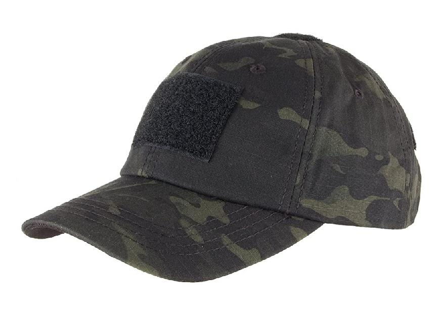 Condor Tactical Cap, MultiCam Black
