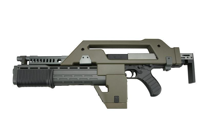 Snow Wolf M41A Pulse Rifle airsoft-ase - OD