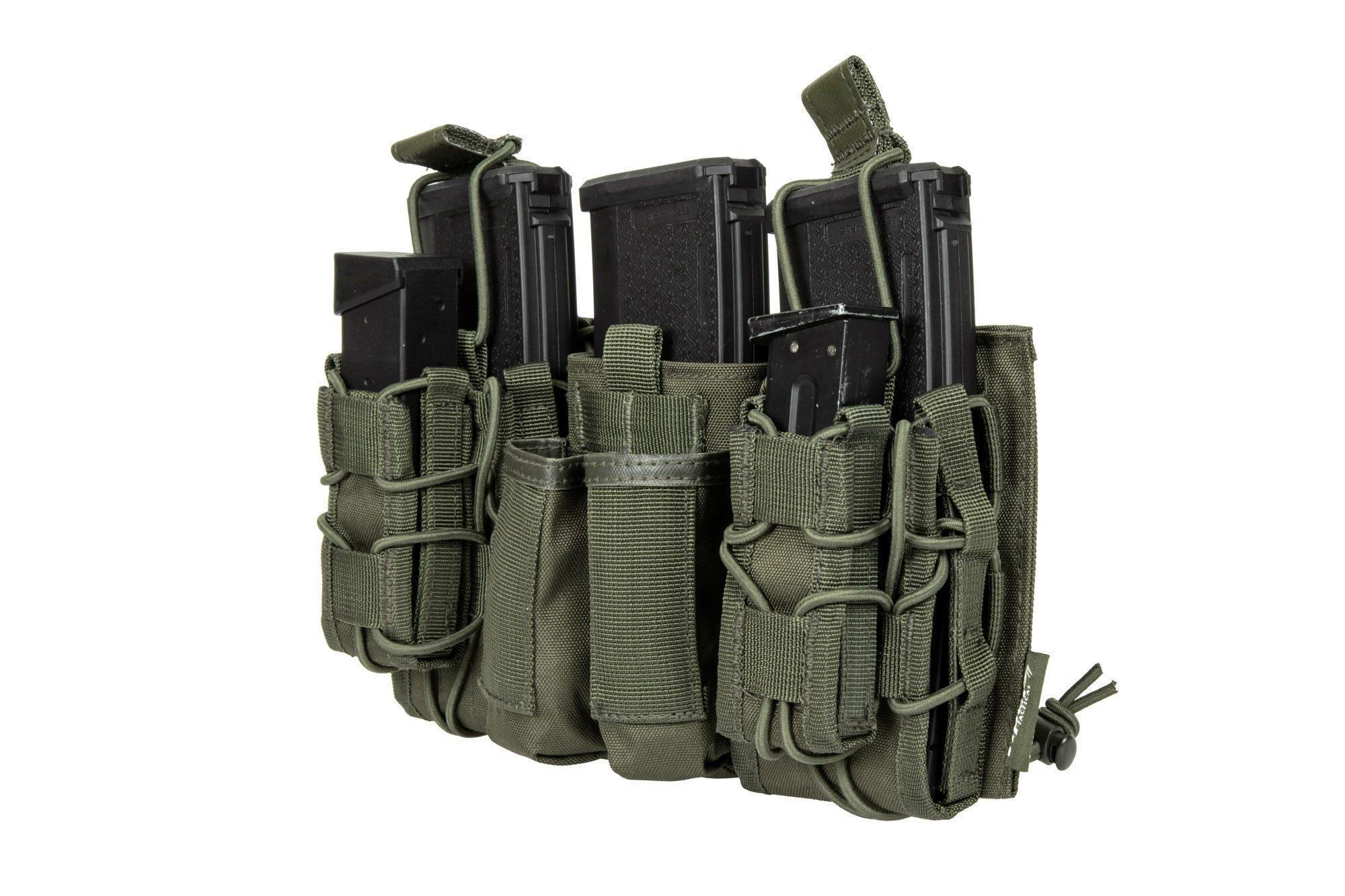 Viper Tactical Modular Mag Rig Pouch - oliivinvihreä