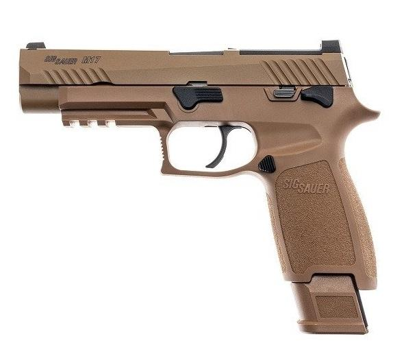 SIG Sauer ProForce P320 M17 MHS (CO2) - metalliluisti