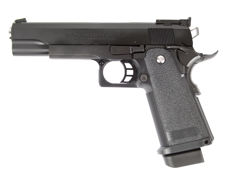Marui Hi-Capa 5.1, blow back