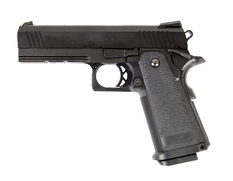 Marui Hi-Capa 4.3, blow back