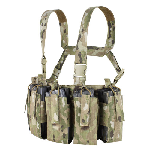 Condor Barrage Chest Rig (US1051-008), MultiCam
