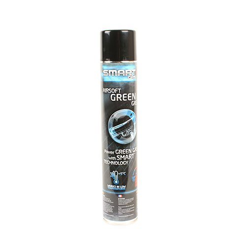 Smart Gas Airsoft Green -kaasu 750 ml