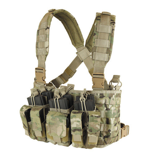 Condor Recon Chest rig, MultiCam (MCR5-008)