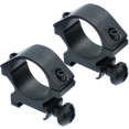 King Arms 25mm Scope Mount Ring-Low (SMR-01)