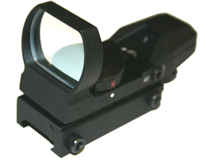 Red Point Multi Reticle Sight, punaviherpistetähtäin