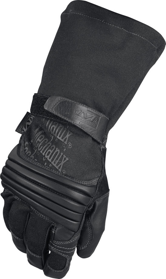 Mechanix Wear Azimuth hansikkaat, covert (musta)