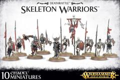 Deathrattle / Vampire Counts Skeleton Warriors