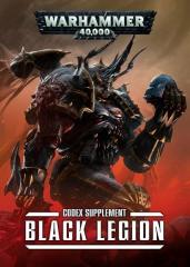 Warhammer 40000 Black Legion, Codex Supplement (ENG)