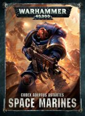 Codex: Space Marines (ENG), 8th edition