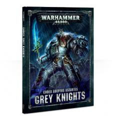 Codex: Grey Knights (ENG), 8th edition