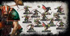 Blood Bowl, Skaven joukkue