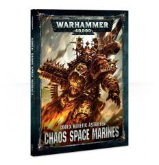 Codex: Chaos Space Marines (ENG), 8th edition