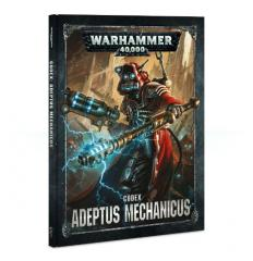 Codex: Adeptus Mechanicus (ENG), 8th edition