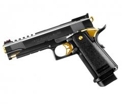 Marui Hi-Capa 5.1 Gold Match, blow back