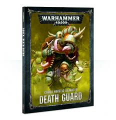 Codex: Death Guard (ENG), 8th edition