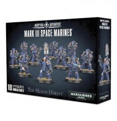 Mark III Space Marines Squad