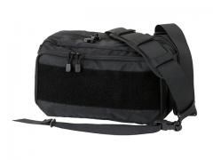 8th Fields Active Shooter Range Bag ratalaukku 35 x 18 x 20 cm, musta