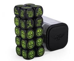 Warhammer 40,000: Command Dice