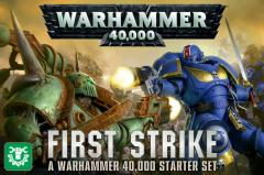 Warhammer 40,000: First Strike Starter Set