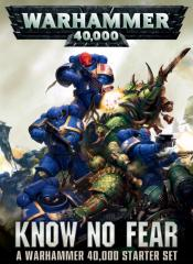 Warhammer 40,000: Know No Fear Starter Set