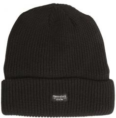 Mil-Tec watch cap / cousteau pipo, Thinsulate™, musta