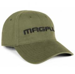 Magpul Core Stretch Fit Cap, oliivinvihreä, koko Small/Medium
