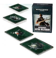 Datacards: Astra Militarum (ENG), 8th edition