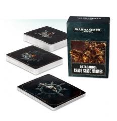 Datacards: Chaos Space Marines (ENG), 8th edition