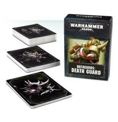 Datacards: Death Guard (ENG), 8th edition