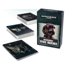 Datacards: Space Marines (ENG), 8th edition