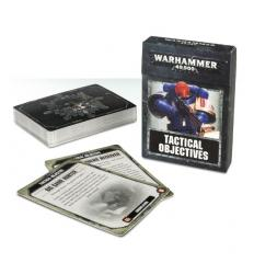 Warhammer 40,000 Tactical Objective Cards (ENG), 8th edition