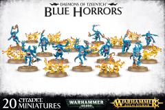 Daemons Of Tzeentch Blue / Brimstone Horrors