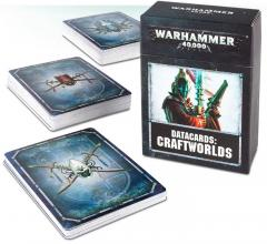 Datacards: Craftworlds (ENG), 8th edition