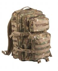 Mil-Tec Assault reppu Large, woodland arid 40 l