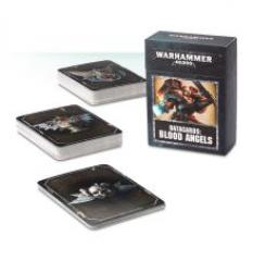 Datacards: Blood Angels (ENG), 8th edition
