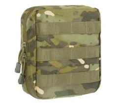 8Fields EMT/IFAK yleistasku, multicam tropic